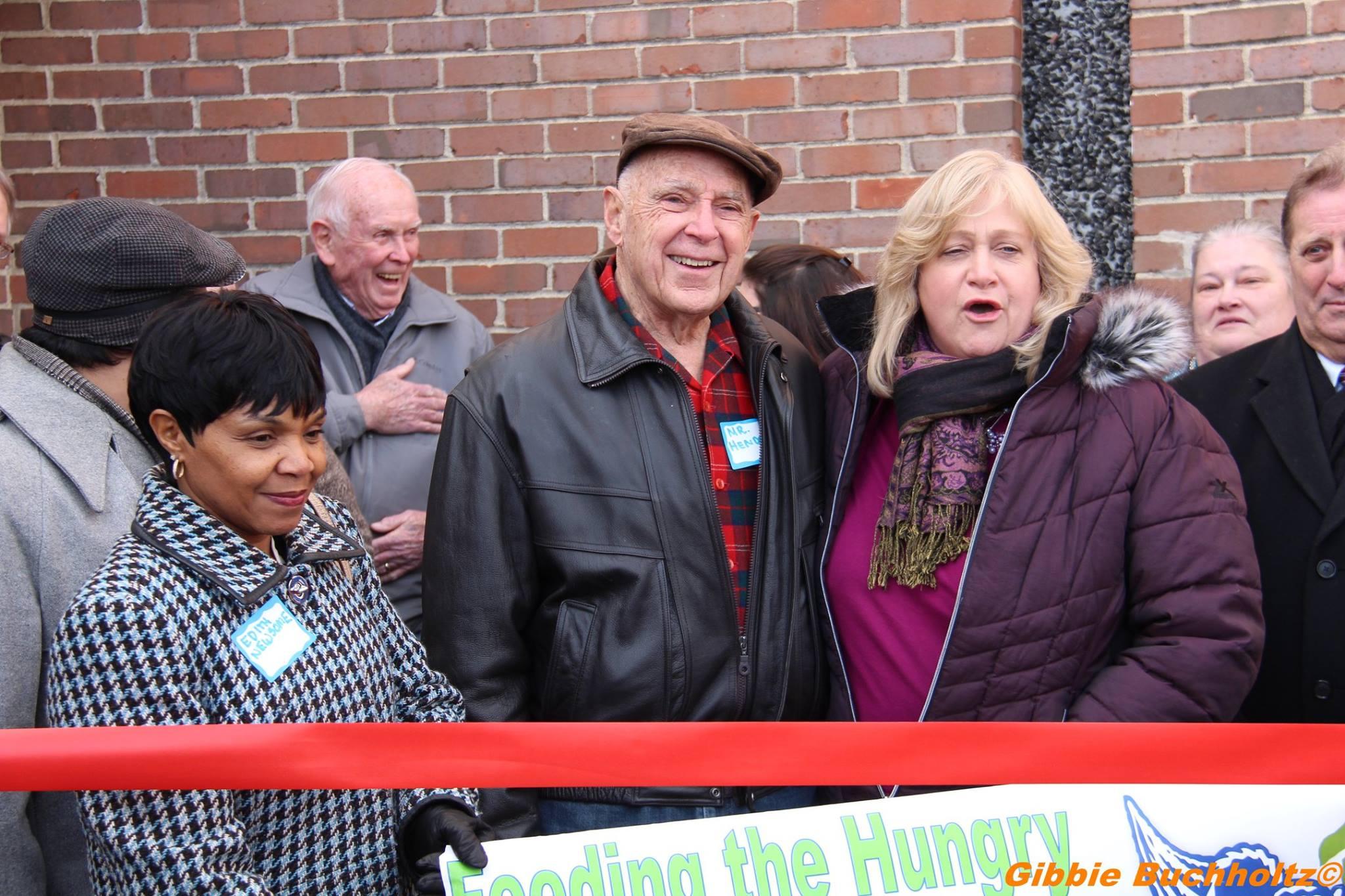 Don Henderson (Left) with Diane Thackston Feb. 12, 2016
