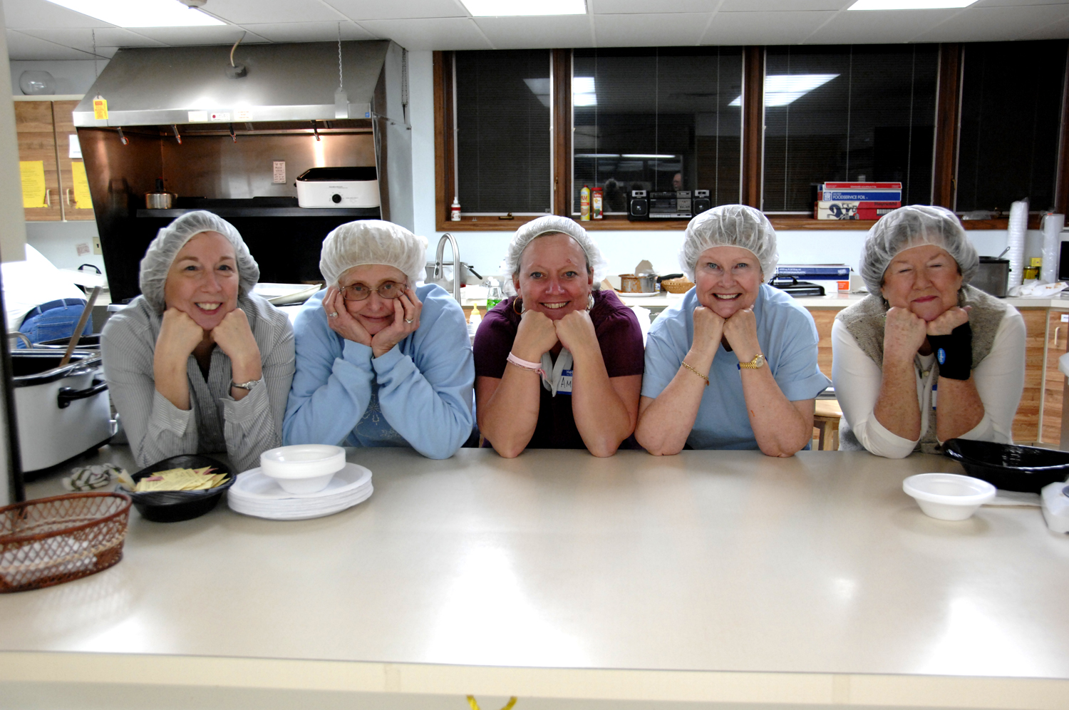 The Cooks at St. Mark\'s Chili Supp