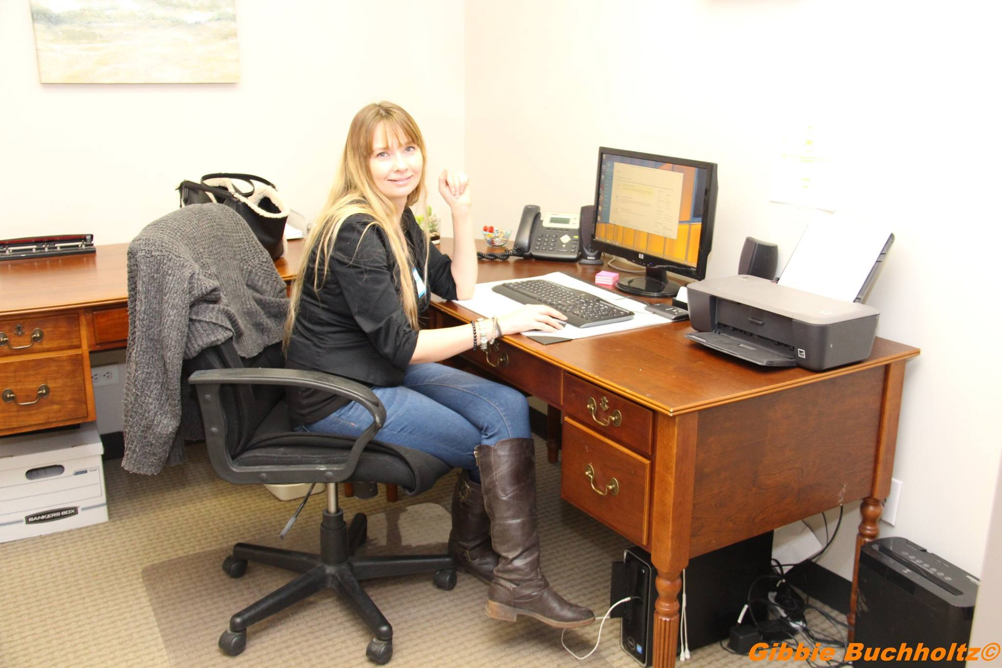 Case Manager Mindy Lindholm