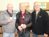 George O'brien, volunteer with Scott (NIFB) and Don Henderson (Henderson Foundation)