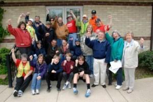2012 Plant Sale Volunteers