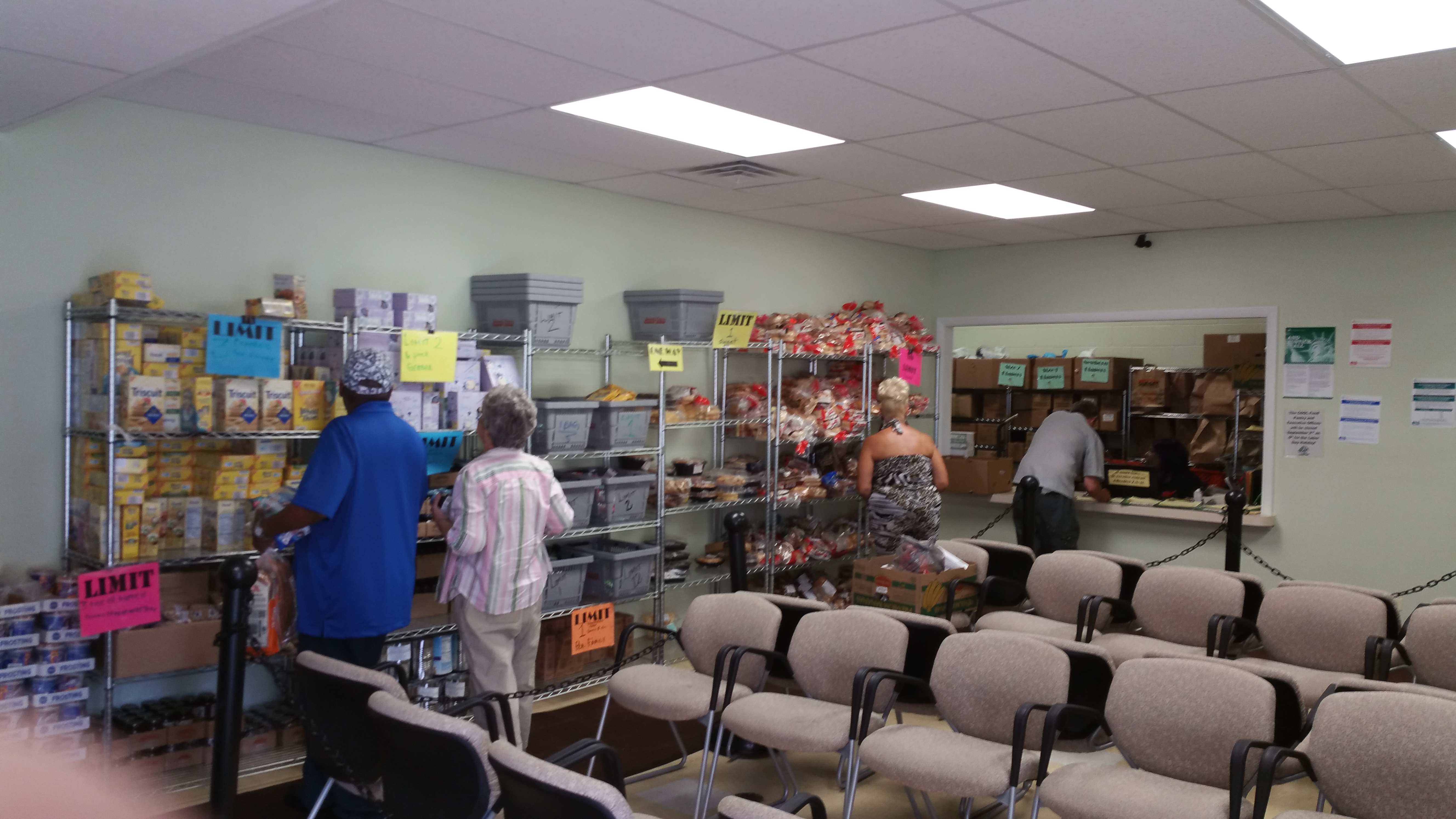 Food Pantry Information COOL Ministries